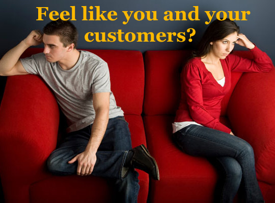 You and customers